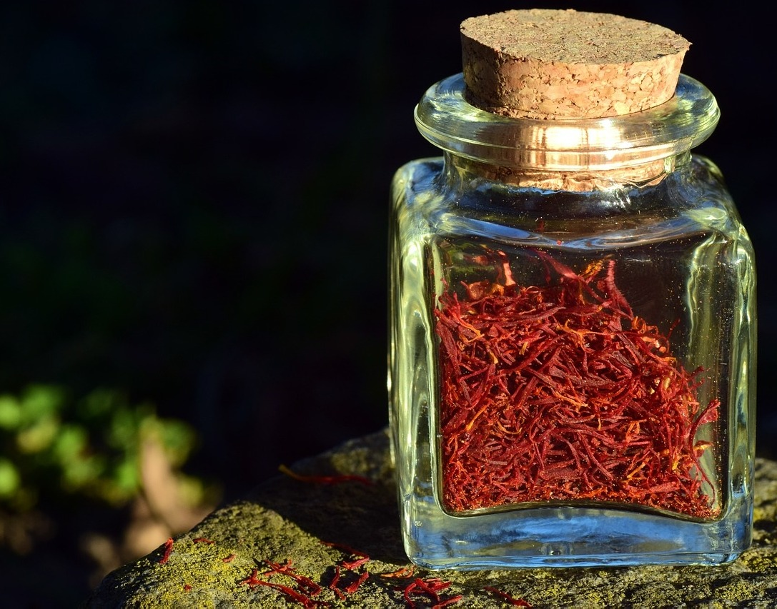 Producer of saffron is looking for distribution