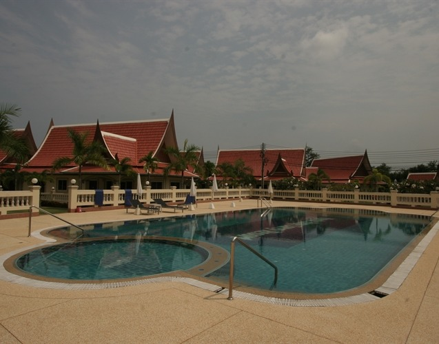 Resort in Bang Saray Thailand