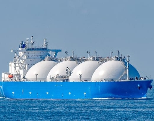 LNG for China