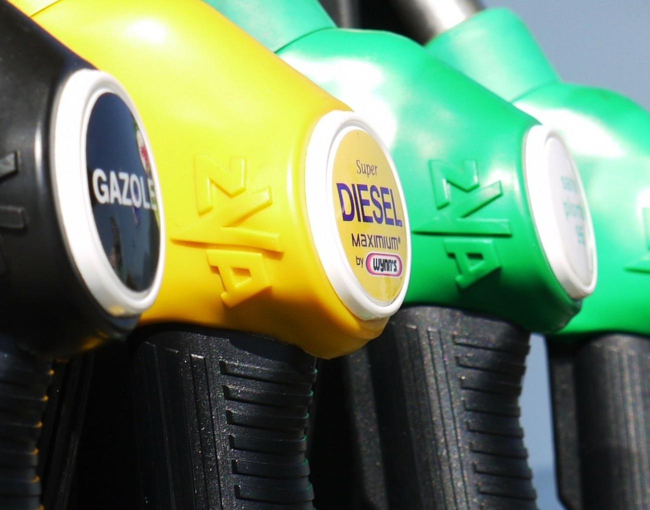 Diesel Fuel on Betondis com