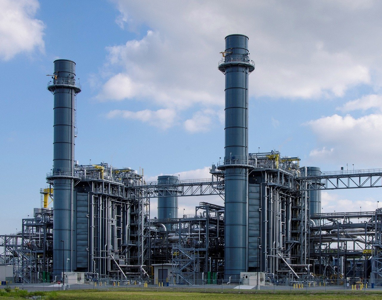 Coal or Gas Power Plant
