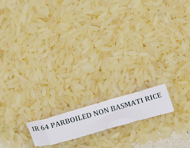IR 64 5% broken Parboiled rice